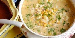 Çupe şorbası