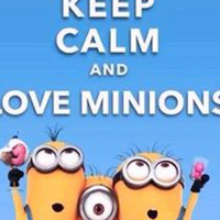 Keep Calm and ... Love Minions !