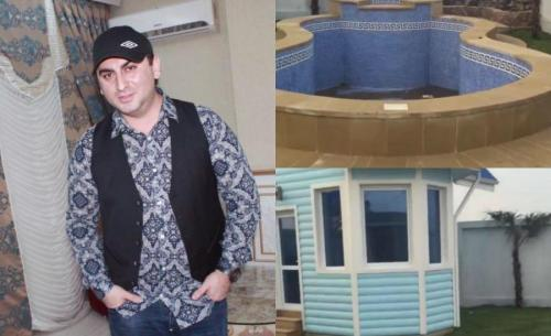 Tolikin bağ evi - VİDEOXƏBƏR