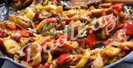 Ratatouille resepti